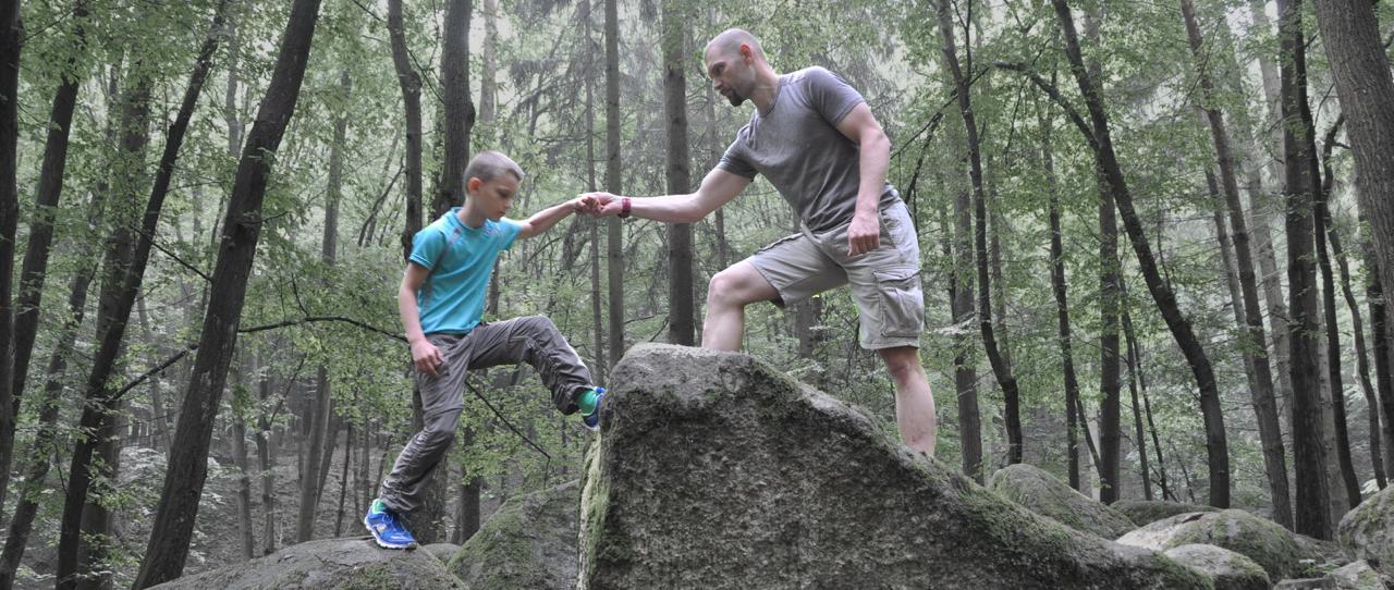 Pomáháme dětem překonávat překážky